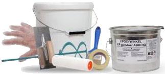 epoxyvloer-pakket