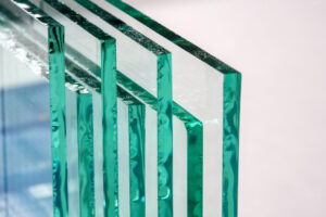 Gehard glas op maat